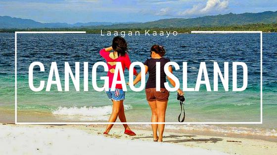 Laagan Kaayo at Canigao Island