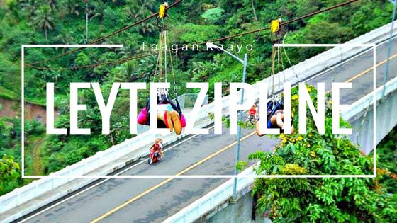 Laagan Kaayo in Zipline Leyte