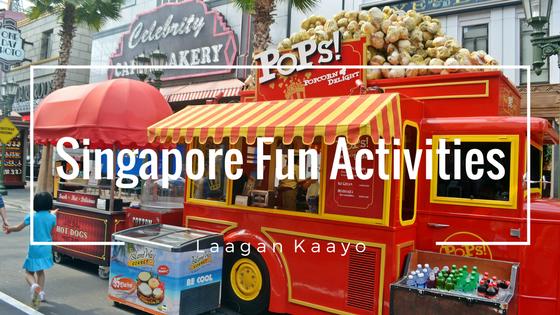 Singapore Fun Activities