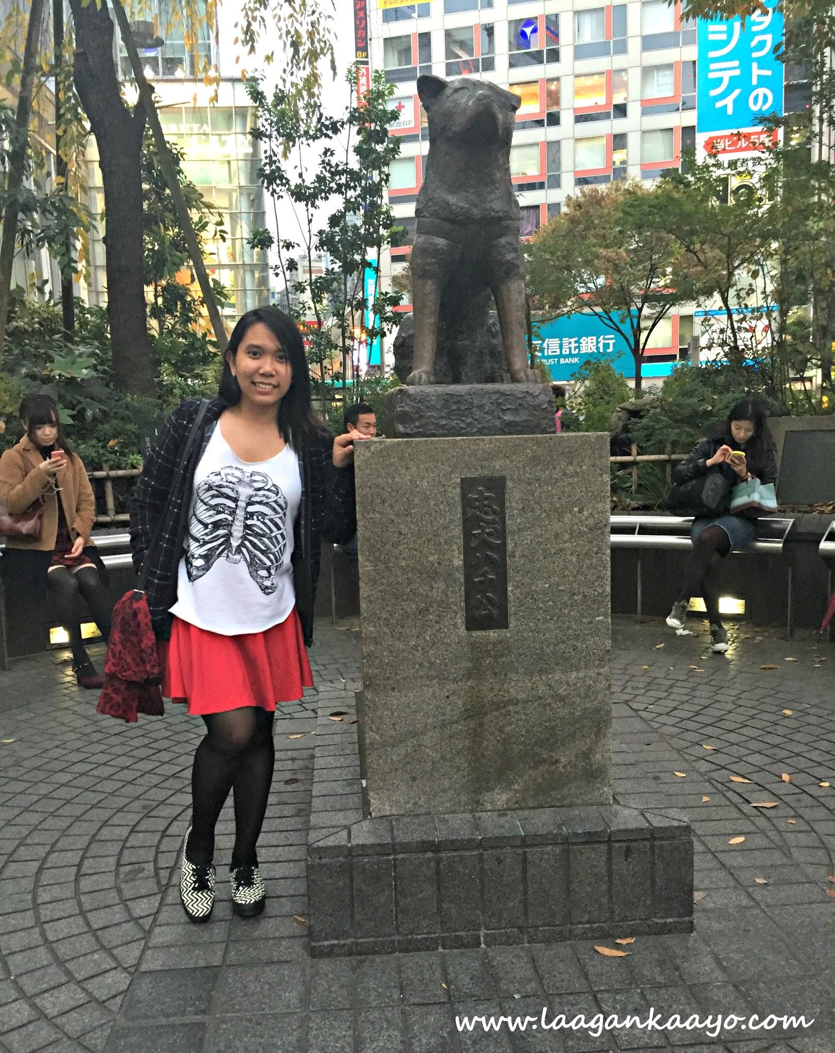 Hachiko Monument, Shibuya Staiton