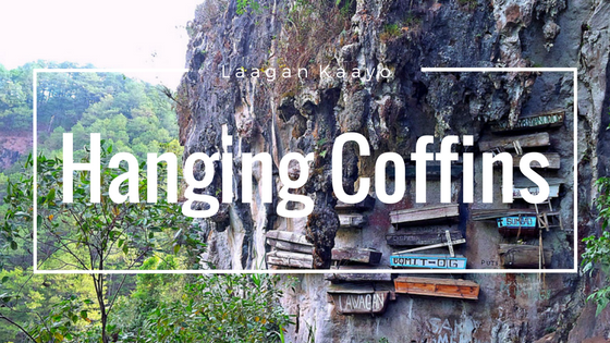 Laagan Kaayo in Hanging Coffins of Sagada